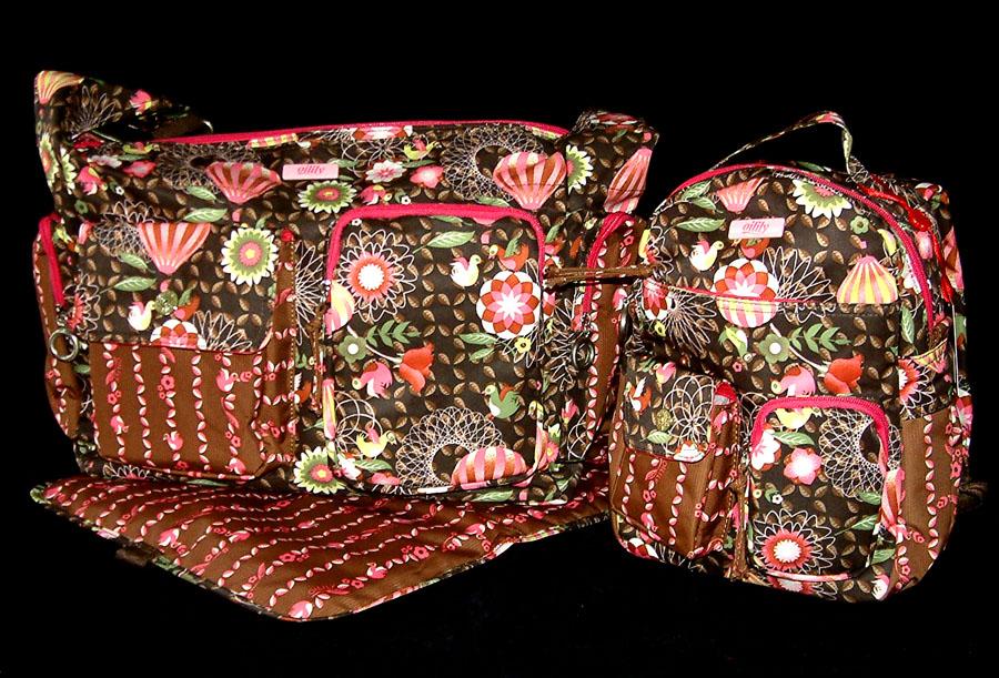 82013 oilily wickeltasche rucksack. Black Bedroom Furniture Sets. Home Design Ideas