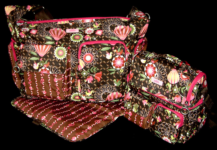 82014 oilily wickeltasche lunchbag. Black Bedroom Furniture Sets. Home Design Ideas