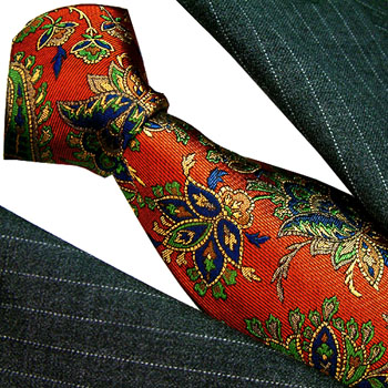 LUXURY NECKTIES BRAND LORENZO CANA