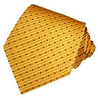 77006 Krawatte Punkte gepuktet Schlips aus Seide LORENZO CANA